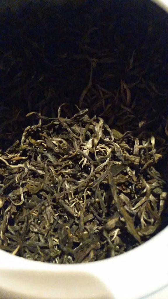 云南大雪山普洱茶