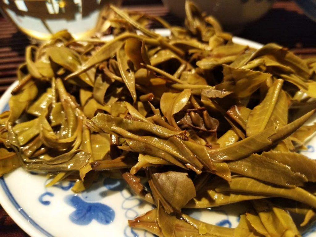 长林留芳普洱茶