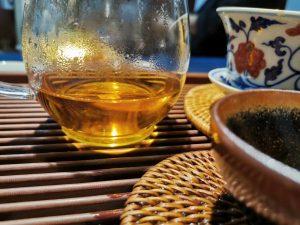 茶叶入口滑好