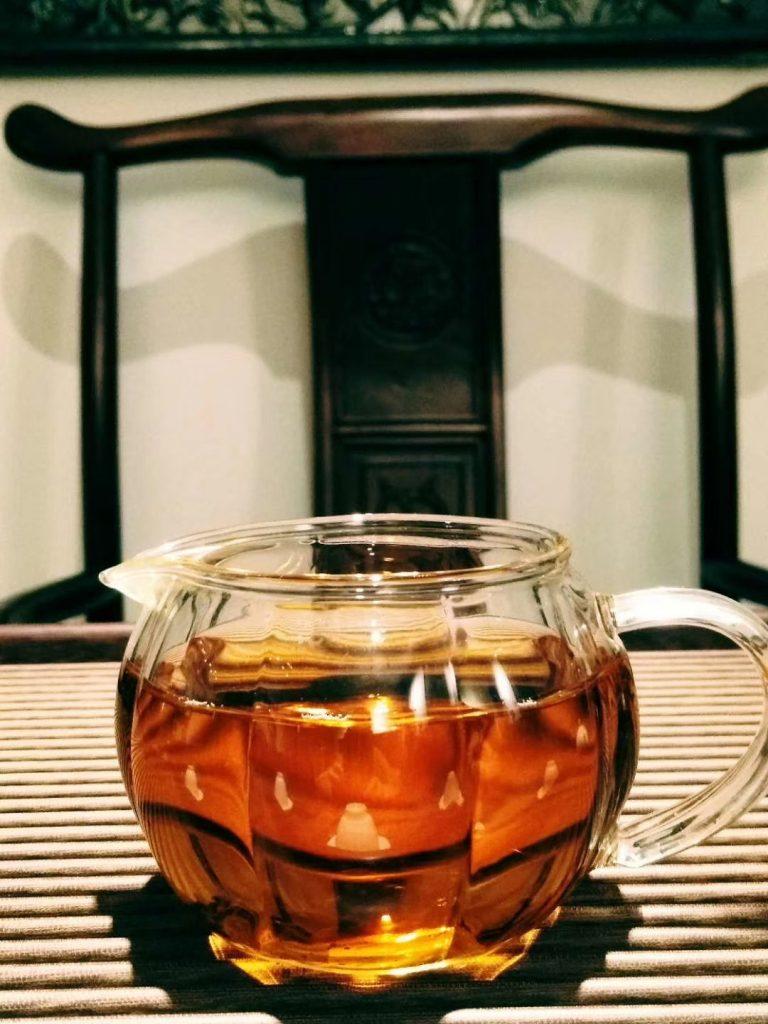 滇红茶有薯香