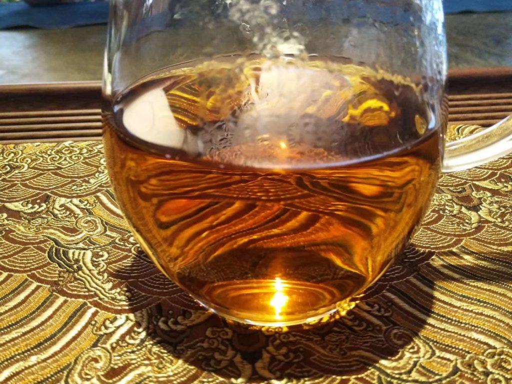 普洱茶的木香
