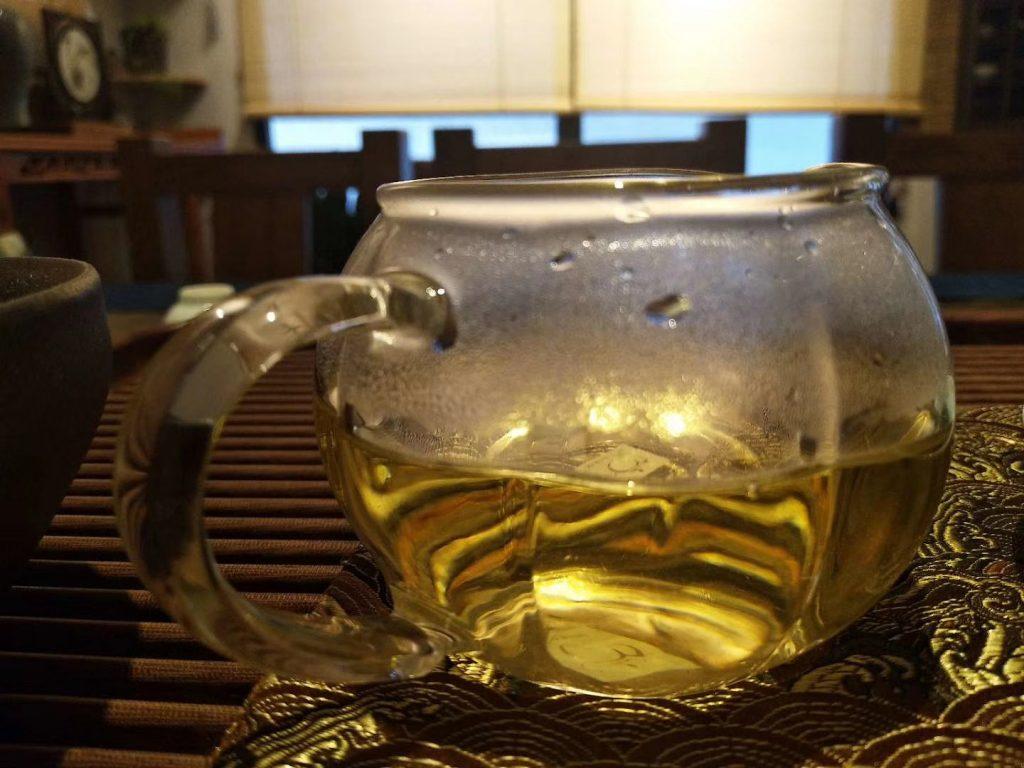 普洱茶有腥味
