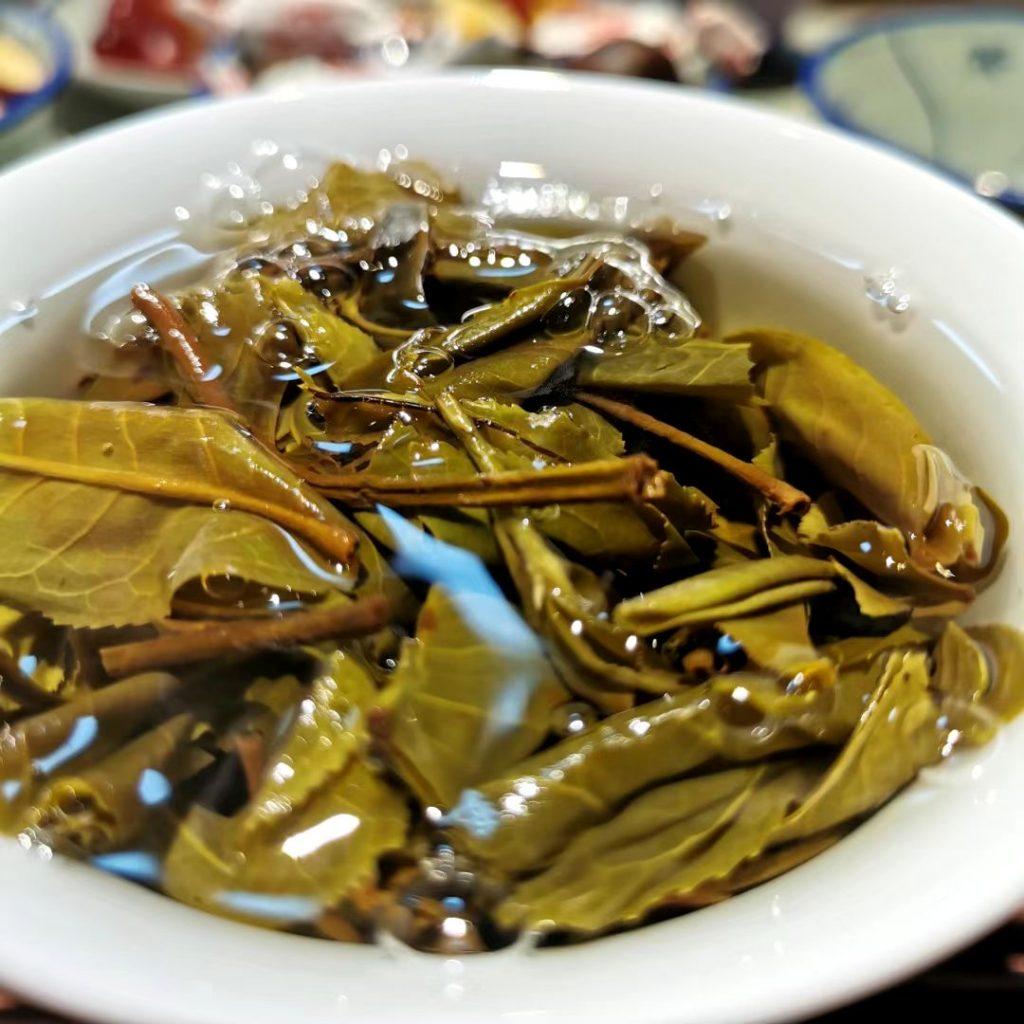 喝普洱茶为什么会尿频