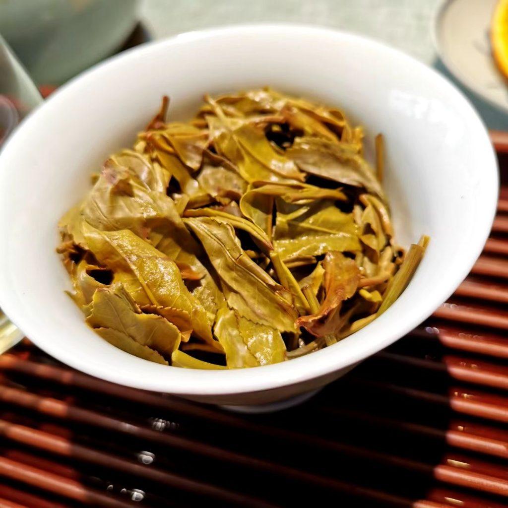 普洱茶能润肠通便