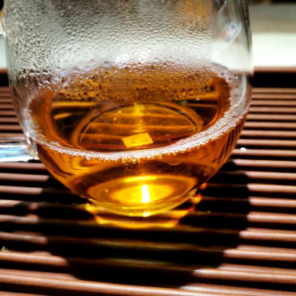 普洱茶有泥土的味道