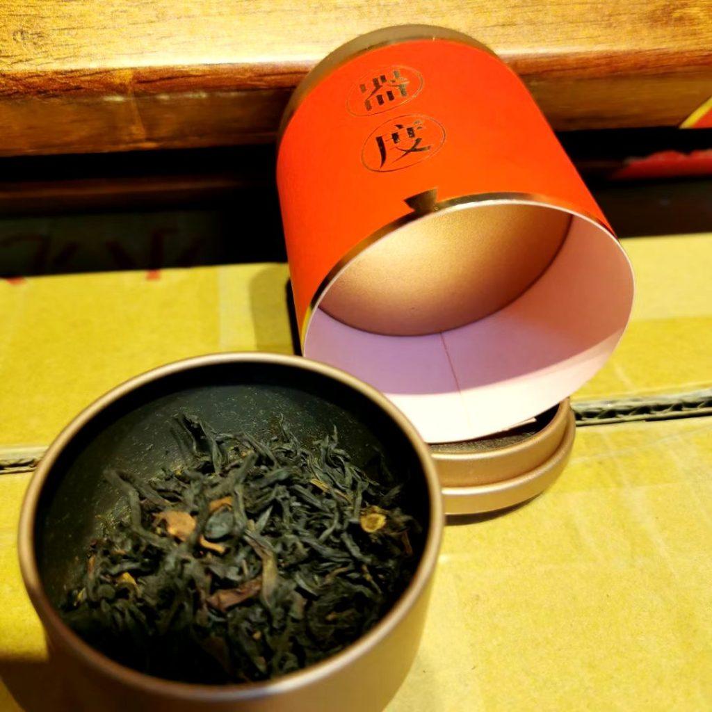 普洱茶熟茶有冰糖感