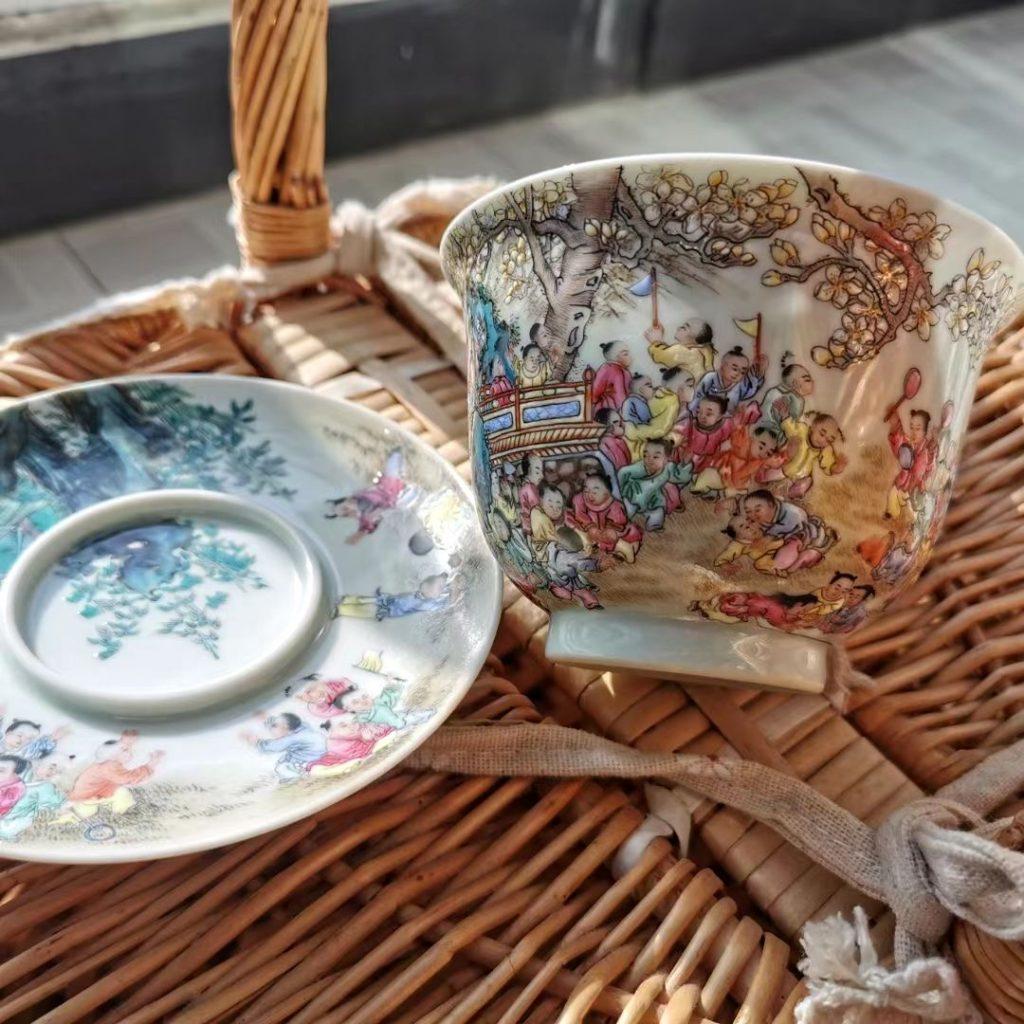洗茶具的主要过程有哪些