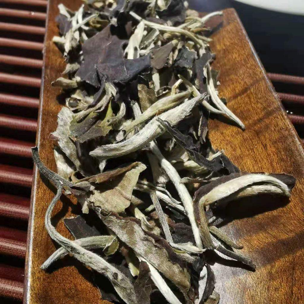 白茶最佳口感的水茶比例